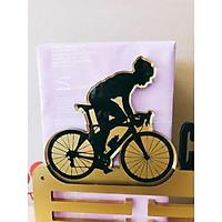 Giá treo huy chương Đua xe đạp-58x27cm