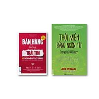 Combo Nghệ Thuật Bán Hàng (Bộ 2 Cuốn Sách Bán Hàng Bằng Cả Trái Tim + Thôi Miên Bằng Ngôn Từ)