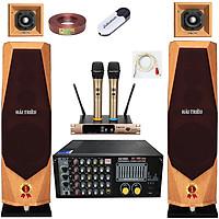 Combo dàn karaoke đầy đủ PA - 88S Hải Triều (hàng chính hãng)