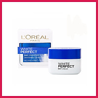 LOREAL WHITE PERFECT WHITENING AND EVEN TONE DAY CREAM SPF17 PA++ 20ML