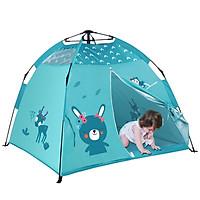 Lều Tự Bung chơi trong nhà hoặc Cắm trại cao cấp chống thấm nước