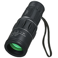 FMC Dual Focus Monocular Telescope 16X52 High Definition Lens Portable Telescope for Outdoor Hiking Camping Traveling