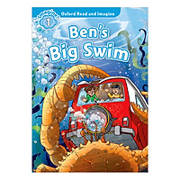 Oxford Read And Imagine Level 1: Ben Big Swim