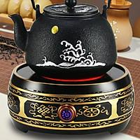 Bếp hồng ngoại mini pha cafe, trà đạo 1000w