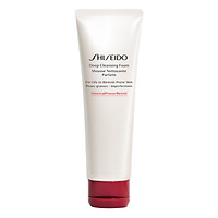 Sữa Rửa Mặt Tạo Bọt Làm Sạch Sâu Shiseido Deep Cleansing Foam (125ml) - 14528