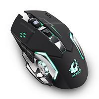 Chuột Sạc không dây Free Wolf X8 Chuyên Game - Hàng nhập khẩu