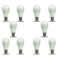 Bộ 10 bóng đèn LED Bulb kín nước 12W siêu sáng