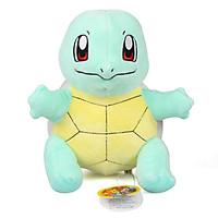 Thú bông Pokemon Rùa Kini Squirtle 28cm hàng Hàn cao cấp