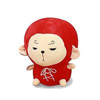 Gấu bông Hoa du kí Son Oh Gong (50 cm) TNB189 - Màu Đỏ