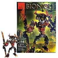 Mô hình đồ chơi Bionicle 613-2 Lava Beast - Bộ lắp ráp (118 chi tiết)