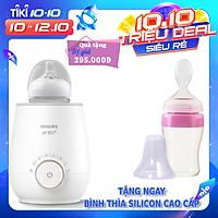 Máy hâm sữa và thức ăn siêu tốc Sunshine hiệu Philips Avent 358.00