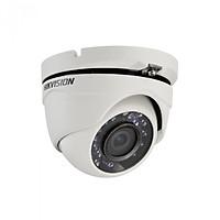 Camera HD-TVI bán cầu hồng ngoại 20m ngoài trời 2MP Hikvision DS-2CE56D0T-IRM - Hàng Chính Hãng