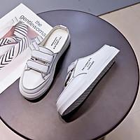 Giày sục nữ dáng thể thao tiện lợi mã H68