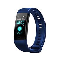 Y5 Smart Bracelet Color Screen Heart Rate Blood Pressure Blood Oxygen Health Monitoring Pedometer Smart Watch