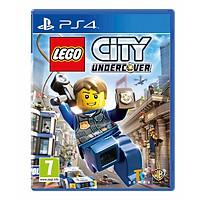 Đĩa game ps4: Lego City Undercover - Hàng Nhập Khẩu