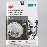 3M face mask 8210 hộp ( 20 cái ) chống bụi