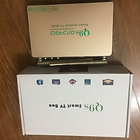 Android Tivi Box Ultra HD Q9s New