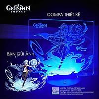 Đèn Ngủ Genshin Impact Ganyu