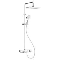 Bộ vòi sen cây tắm đứng cảm biến nhiệt American Standard Easy SET WF-4956 (FFAS4956) Có mỏ xả nước
