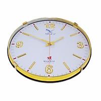 Đồng hồ treo tường M133 (34cm) màu ngẫu nhiên + Tặng 01 máy đồng hồ treo tường
