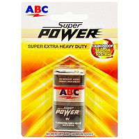 Vỉ 1 Pin ABC Super Power 9V (SH-9Volt 1B)