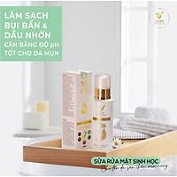 Sữa Rửa Mặt Sinh Học Vlife - Sữa rửa mặt cho Da Nhạy Cảm, Da Dầu, Da Khô, Da Nhờn, Da Mụn - 100Ml/Chai
