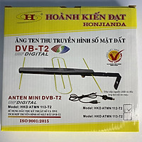 Anten Truyền Hình Số Mặt Đất DVB-T2 HKD ATMN 112 - T2 có Khuyếch Đại ,DÂY ANTEN 10M HÀNG CHÍNH HÃNG