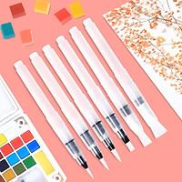 Bộ bút ,Cọ Vẽ Water Brush chuyên dụng