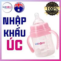 Bình Sữa Kidboss PP Cổ Rộng - 160ml