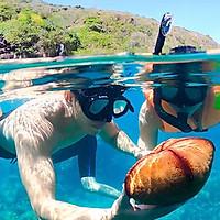 Tour 3 Đảo Vip Hòn Mun - Làng Chài - Hòn Tằm - Tắm Bùn