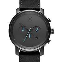 Đồng hồ Nam MVMT Dây Da - D-MC01-GUBL