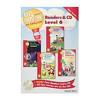 Up and Away Reader Packs: Pack 6