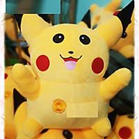 thú bông 3d pikachu