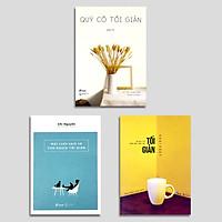 Combo 3 cuốn Tối giản + Quý cô tối giản + Chủ nghĩa tối giản
