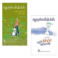 Combo Truyện Đặc Sắc: Còn Chút Gì Để Nhớ + Ngồi Khóc Trên Cây (Sách Hot Của Nguyễn Nhật Ánh - Tặng Kèm Bookmark Happy Life)