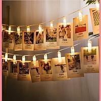 Đèn LED Kẹp Ảnh 3m Trang Trí Cực Lung Linh