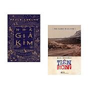 Combo 2 cuốn sách: Nhà giả kim   + Trên đường