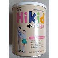 Bộ 3 Hộp Sữa HIKID tăng CHIỀU CAO & CÂN NẶNG (mẫu mới) 600g - Hàng Nội địa Hàn