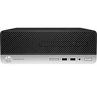 PC HP ProDesk 400 G6 SFF 7YC99PA (Core i3-9100/ 4GB RAM/ 256GB SSD/ DVDRW/ K+M/ DOS) - Hàng Chính Hãng