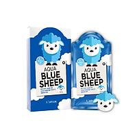 Hộp 10 mặt nạ dưỡng ẩm - chống lão hóa Rainbow Laffair Aqua Blue Sheep 250ml