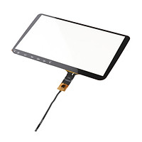 """Car GPS Navigation 9"""" Capacitive Touch Screen Digitizer for VW Volkswagen"""