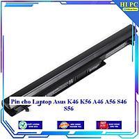 Pin cho Laptop Asus K46 K56 A46 A56 S46 S56 - Hàng Nhập Khẩu