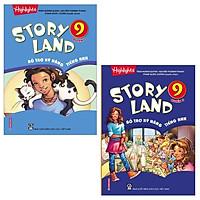 Combo Story Land - Bổ Trợ Kỹ Năng Tiếng Anh 9: Quyển 1 Và 2 (Bộ 2 Quyển)
