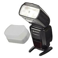 Combo Đèn Flash Shanny SN600C For Canon  + Omni Tản Sáng - Hàng Nhập Khẩu