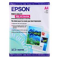 Giấy In Ảnh A4 Epson 1 Mặt 50 Tờ Định Lượng 210Gsm