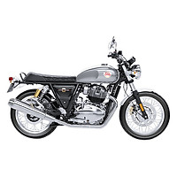 Xe Moto Royal Enfield Interceptor - Bạc Bóng