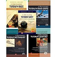 Combo bộ sách Cẩm nang tư duy - Bộ 5 cuốn