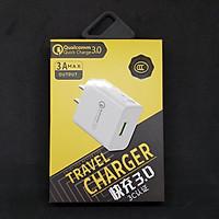Củ Sạc Nhanh 1 Cổng Qualcomm - Quickcharge 3.0 - Hàng Chính Hãng