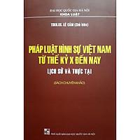 Pháp Luật Hình Sự Việt Nam Từ Thế Kỷ X Đến Nay Lịch Sử Và Thực Tại