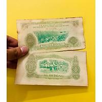 Tờ 10 đồng ruộng mía , bộ ủy ban tuyệt đẹp - thời bao cấp - tặng bao lì xì - The Merrick Mint
